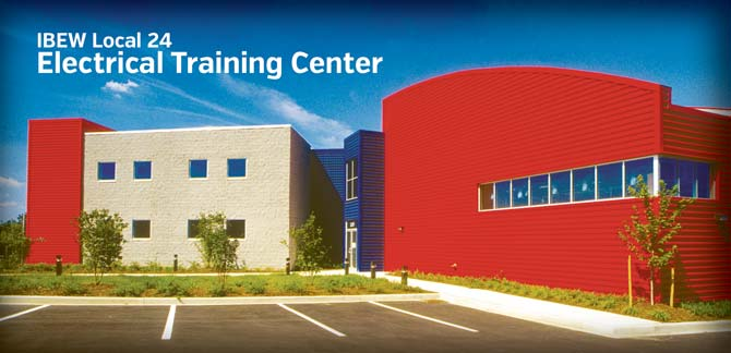 IBEW Local 24 Electrical Training Center
