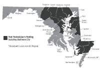 IBEW 24 Jurisdiction Map Test-Tech