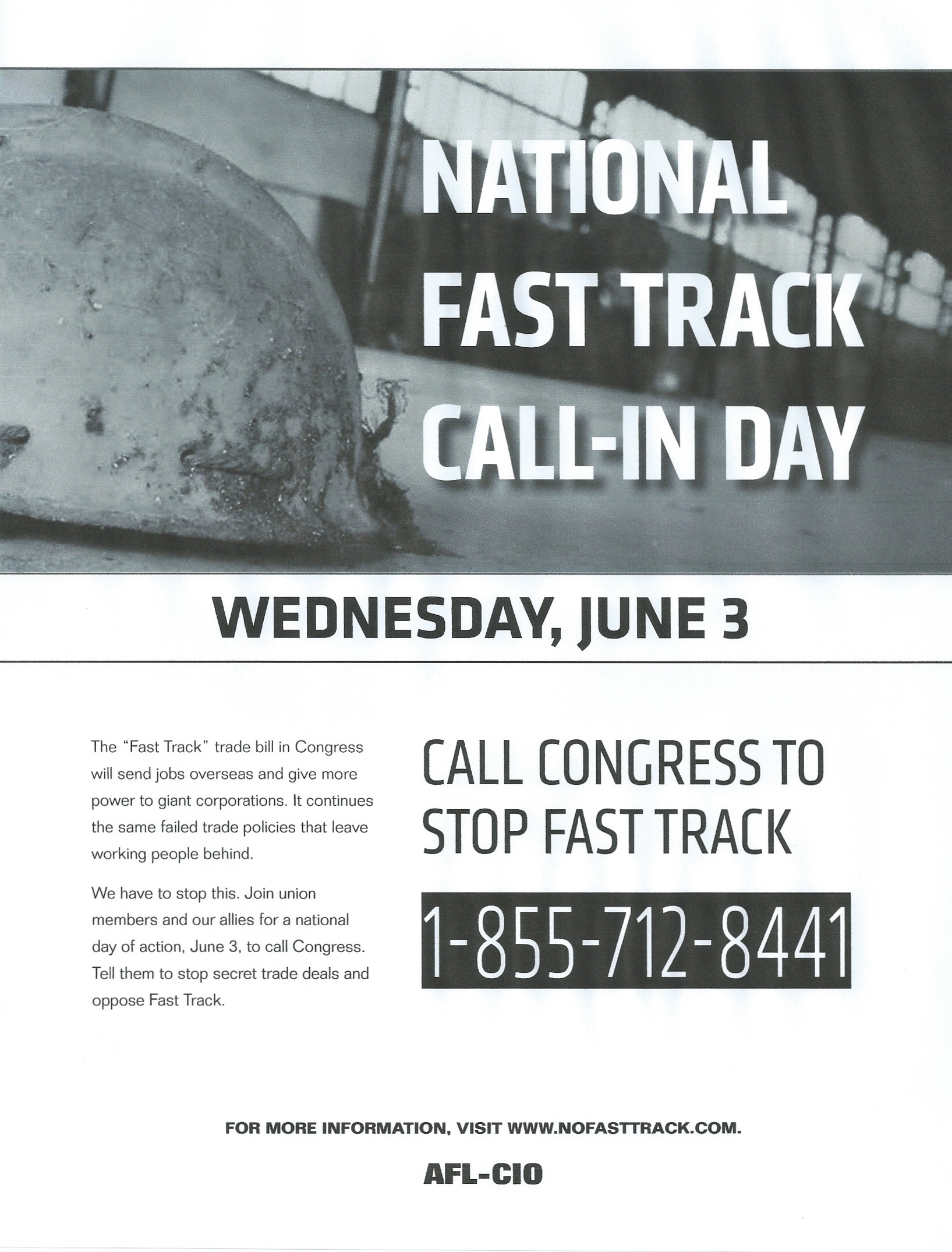 Fast Track June 3