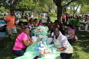Family Arts And Crafts Picnic  August