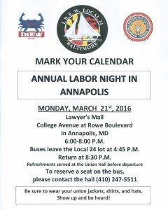 2016Labor Night in Annapolis