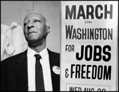 <br />African American History month also shines a spotlight on many watershed moments in the history of organized labor and workers' rights.