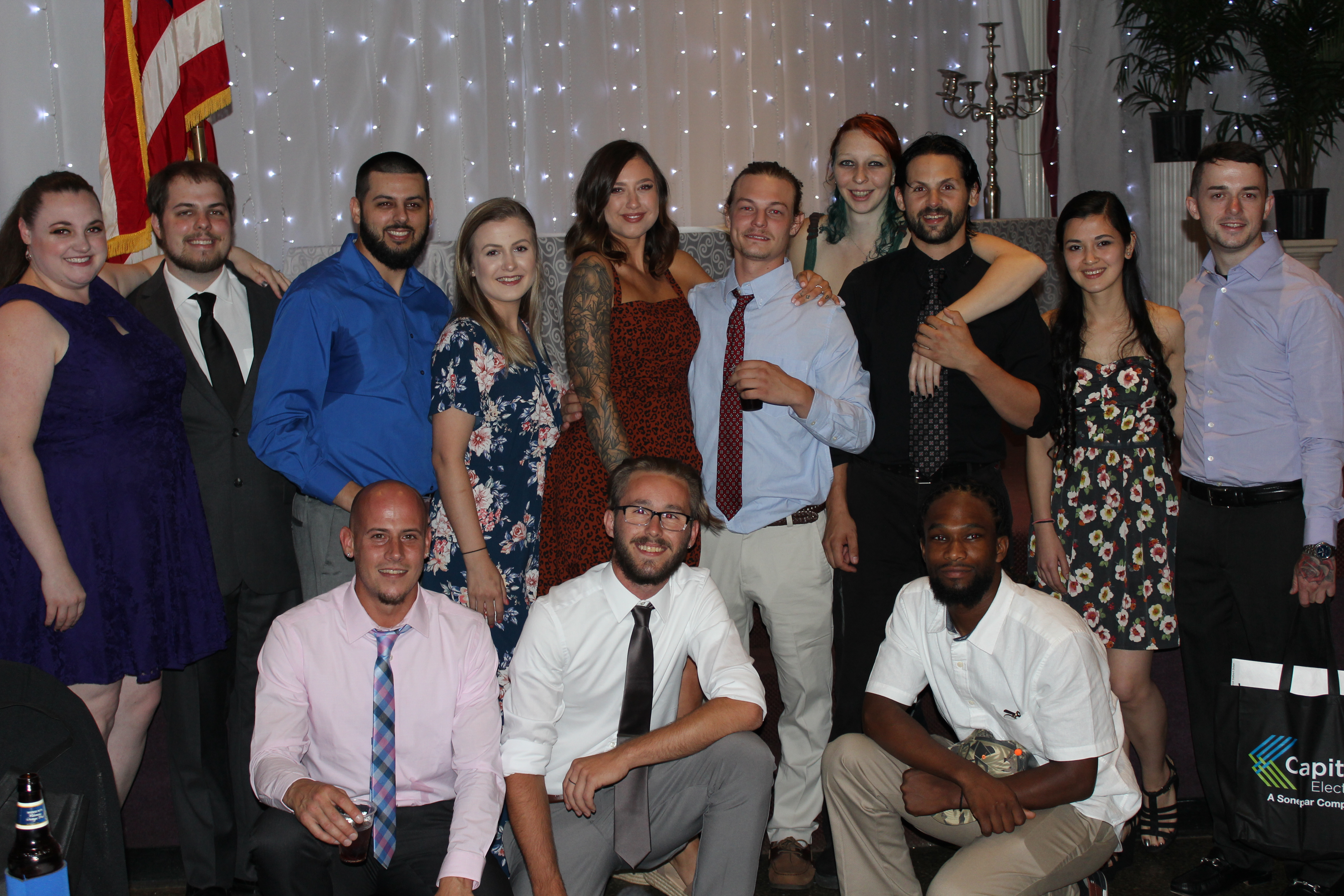 <br /><strong>Check out the photos from the 2019 JATC graduation celebration!