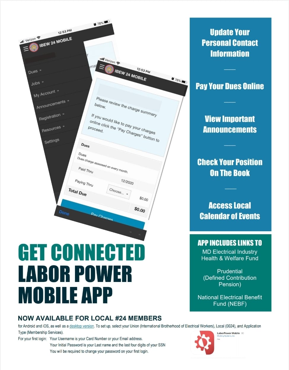 <br /><strong>Make Your Life A Lot Easier With The Local 24 Labor Power Mobile App